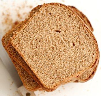 Pão 100% Integral Leve e Fofo - Máquina de Pão