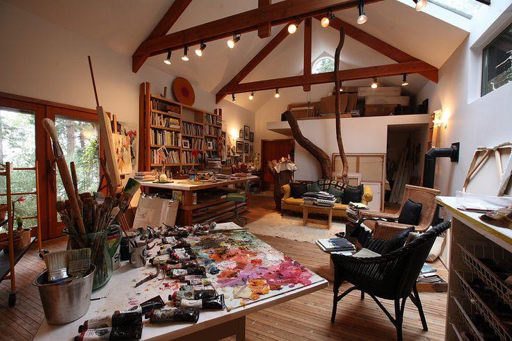 Geri Froomer (studio) #art