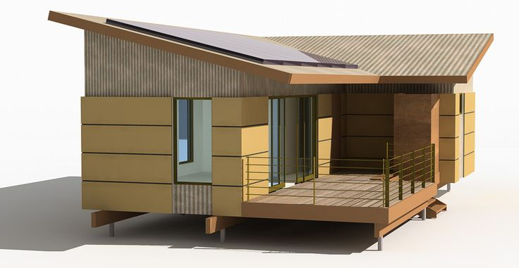 Shipping Container Home with plans.. they really are a very good option it's really all I would need love to do this on the coast or in the country ...