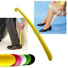 42cm <b>Plastic</b> Long <b>Handle Shoehorn</b> Durable <b>Shoe Horn</b> Lifter ...