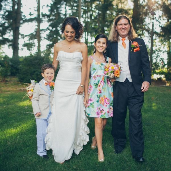 Robinswood House Seattle Wedding from onelovephoto