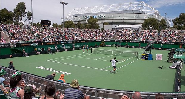 Australian Open Day 3 Schedule of Play / Scores: Wednesday, January 15 - http://www.tennisfrontier.com/news/atp-tennis/australian-open-day-3-schedule-of-play-scores-wednesday-january-15/