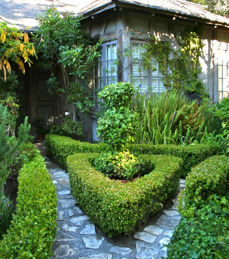 """swords of madeira 054 - Lilacs and Laughter"""" Fairy Tale cottage - Carmel, Calif. 2014"""