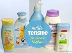 Juckende Kopfhaut durch Tenside in Shampoo – HILFE