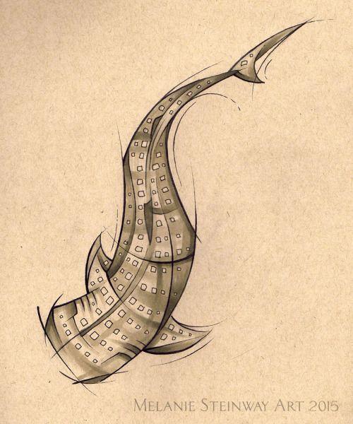 whale shark tattoo designs - Google Search