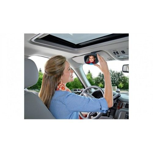Brica Deluxe Stay in Place Mirror $16.00  online at www.smittysbabygeargalore.com or in store.