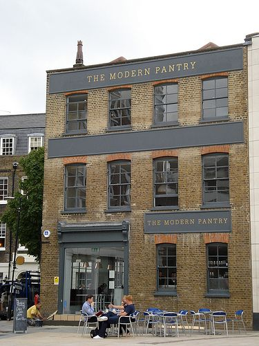 The Modern Pantry, Farringdon, London