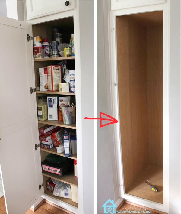Kitchen Organization Pull Out Shelves In Pantry In 2019 Kitchen