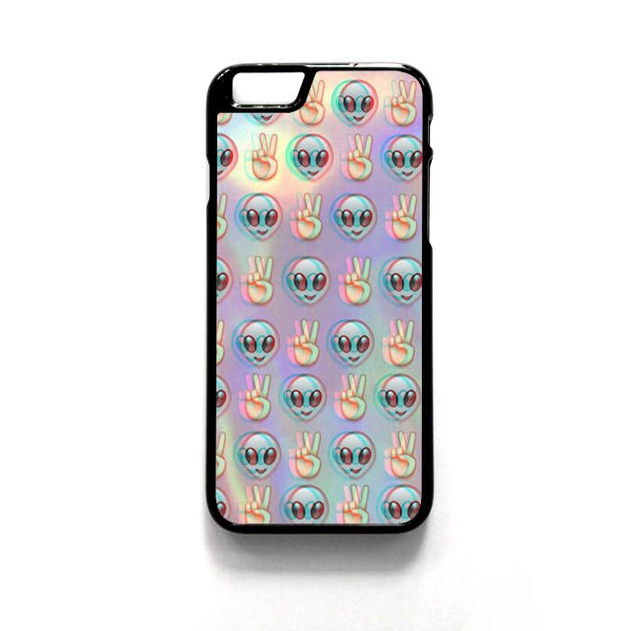 alien emoji peace background for iphone 44s iphone 55s5c iphone
