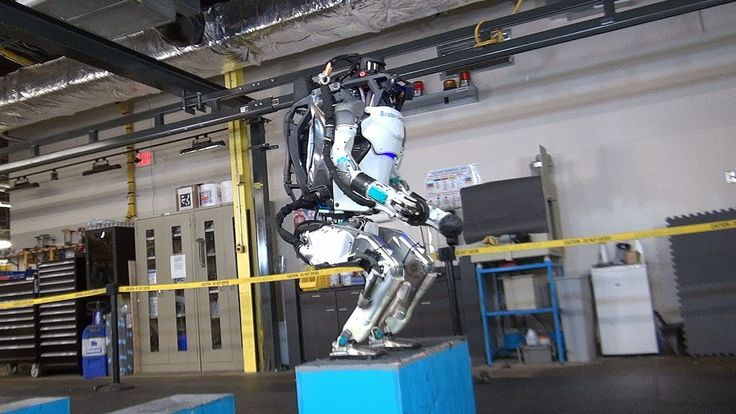 Don't flip out, but even the robots are more athletic than you — watch the latest from Boston Dynamics