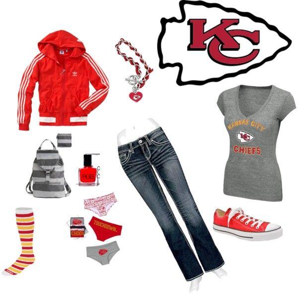 Outfit -- Kansas City Chiefs: Kansas Cities Chiefs Outfits, Premier Designs, Cuffs Bracelets, Chiefs Baby, Workout Outfits, Kansas City Chiefs, Chiefs Awesome, Kansas Cities Chiefs Clothing, Chiefs Always