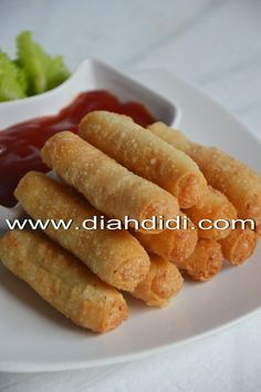 Diah Didi's Kitchen: Pangsit Udang Gulung