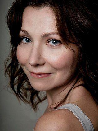 Anita Hegh, actress (Stingers)
