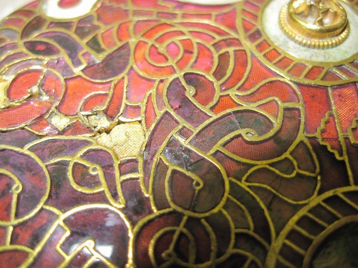 Detail van de fibula
