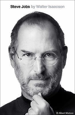 Steve Jobs by Walter Isaacson (2011, Hardcover, First Edition)