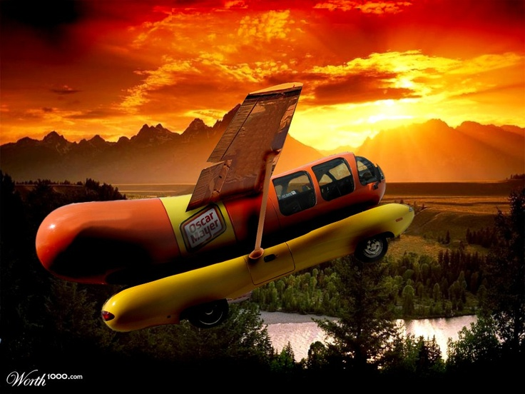Car Hot Dog
