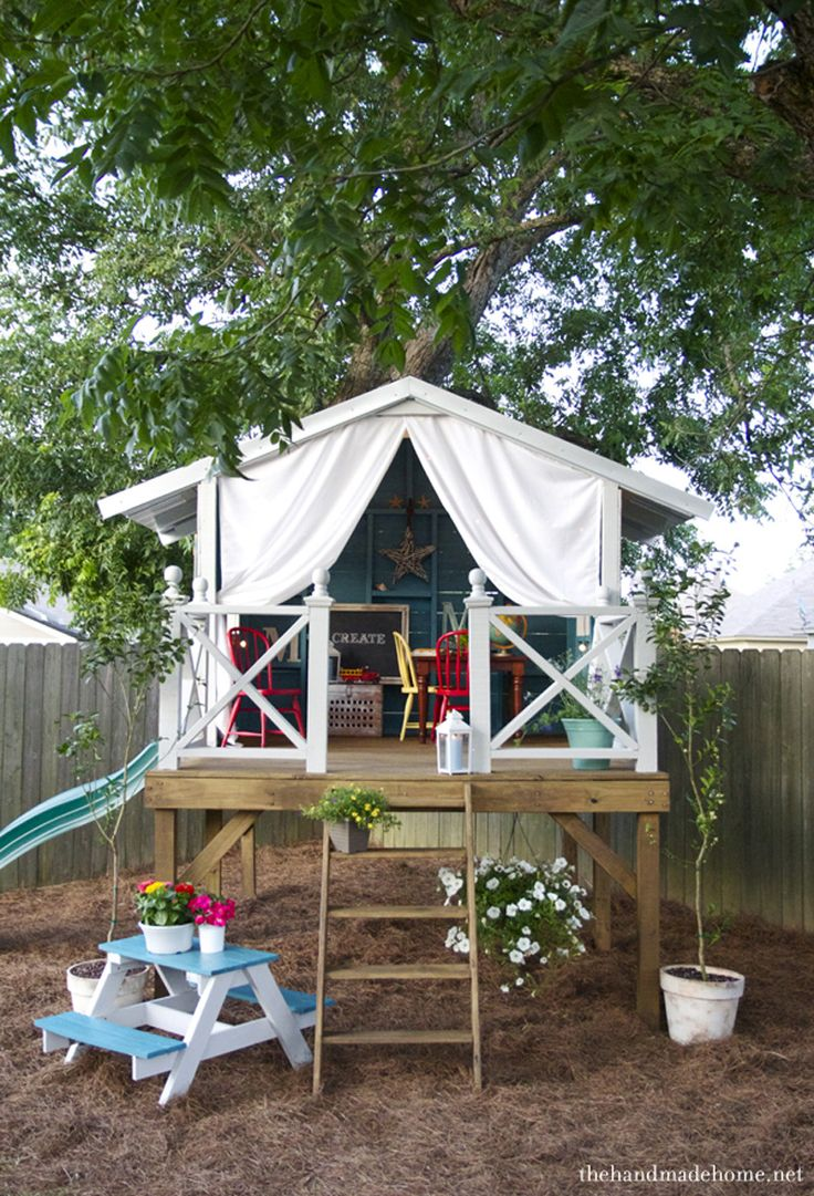115 best clubhouse ideas images on pinterest playhouse ideas