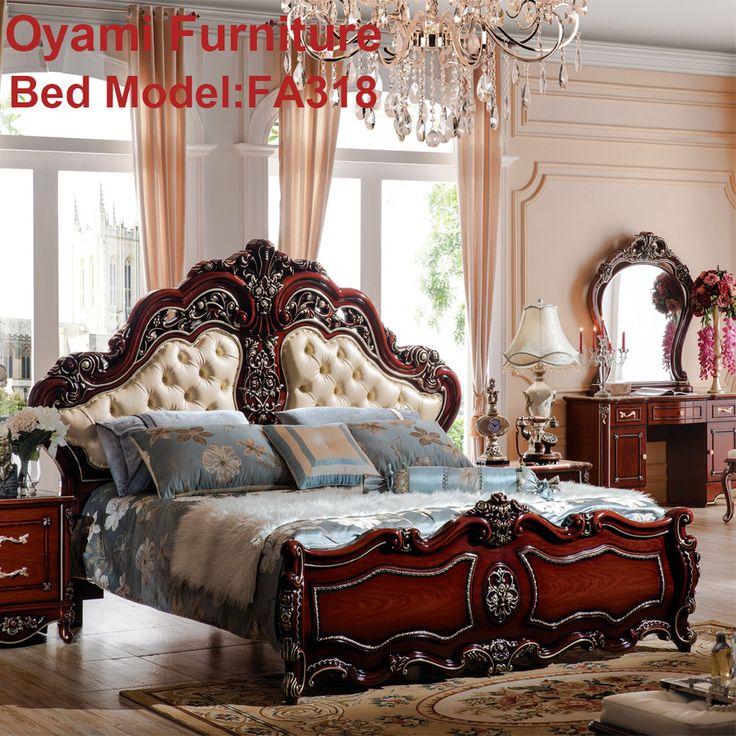 hand carved wood bedroom sets. hand carved bed walnut custom wood
