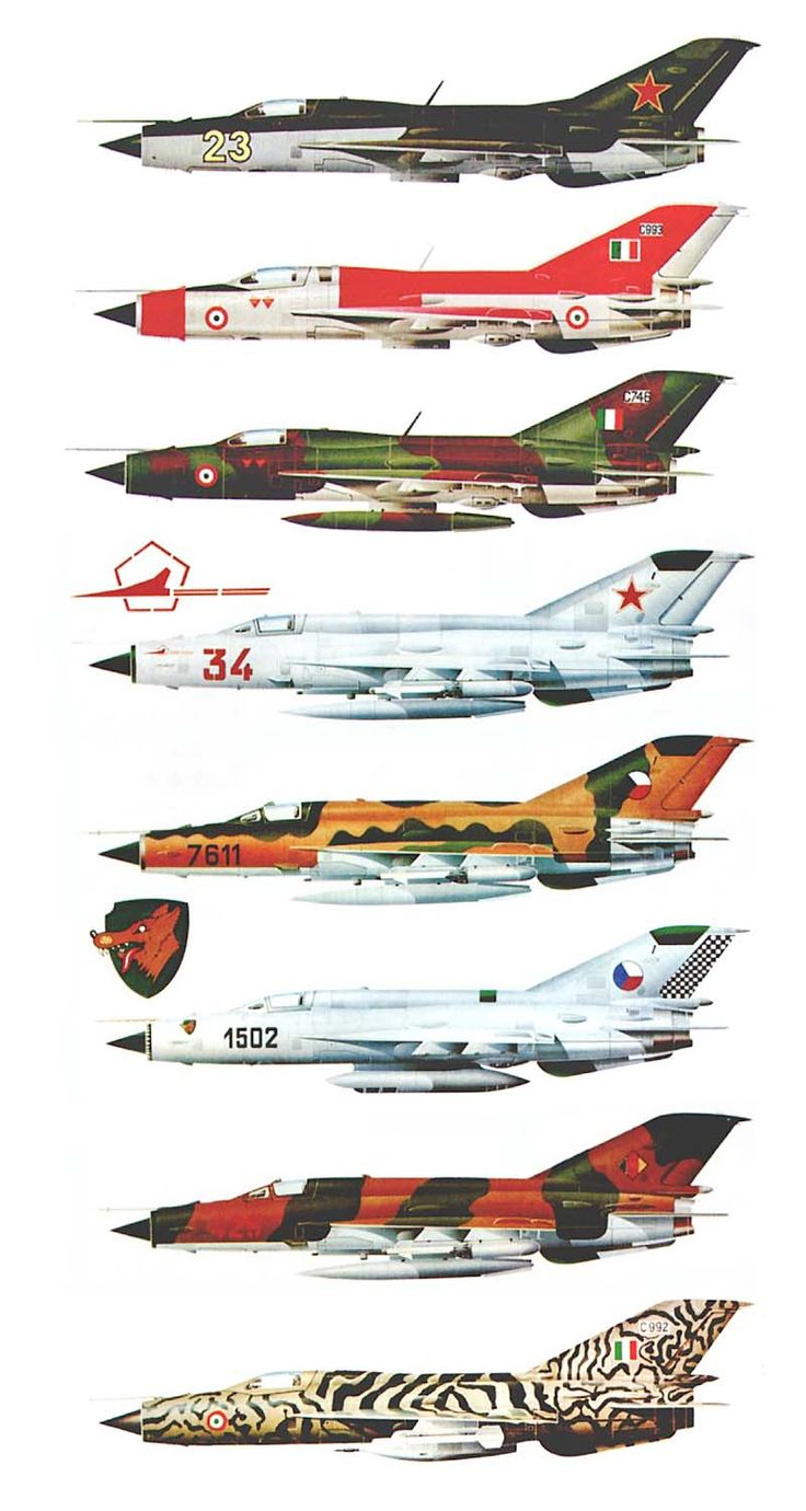 Not too many jets fighters that I think are cool looking.. but the Mig 21 is one of them..