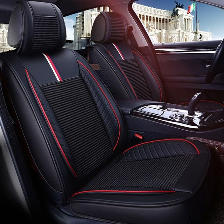 Leather Car Seat Cover Auto Seats Covers For Citroen Ds5 Xsara