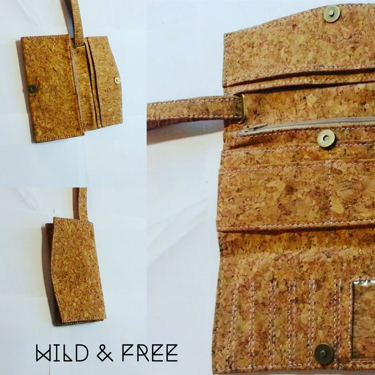 Cork Ladies Purse