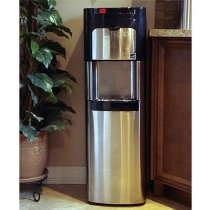 Stainless Steel Home/office Bottom Load Bottle Drinking Water Dispenser Serve Hot/cold Water