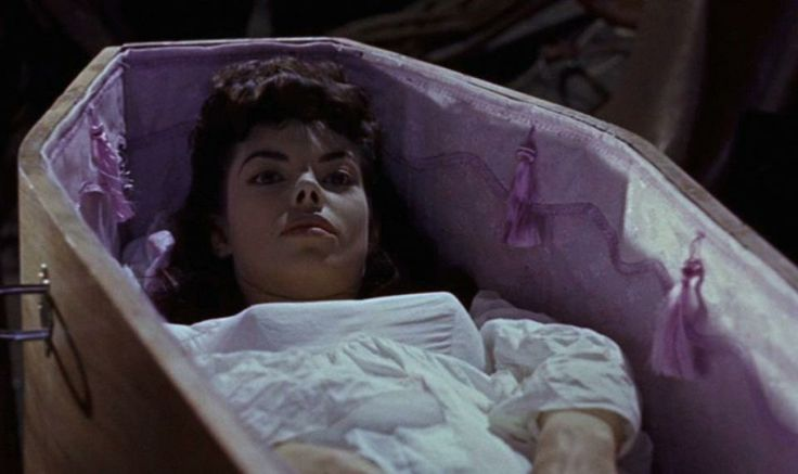 Andree Melly as Gina in The Brides of Dracula (1960 ...