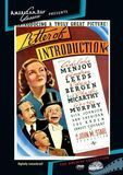 A Letter of Introduction [DVD] [1938]