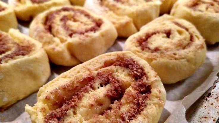 Cinnamon Rolls senza glutine