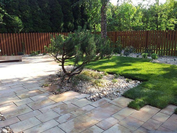 #Ogród wokół Tarasu - nieduży ogród miejski The Garden around Terrace - a #small #urban #garden #ogrodypiotra.eu
