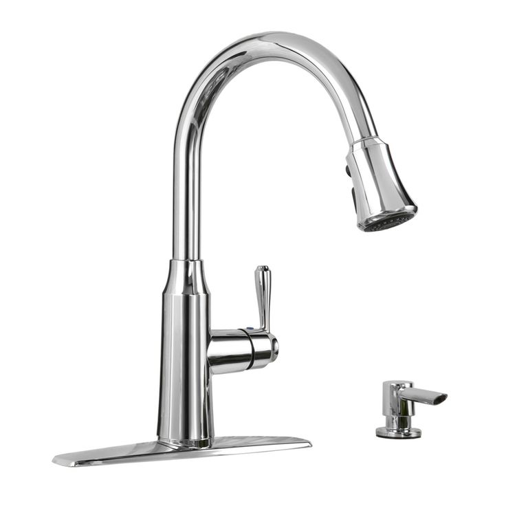 Soltura Pull Down Kitchen Faucet