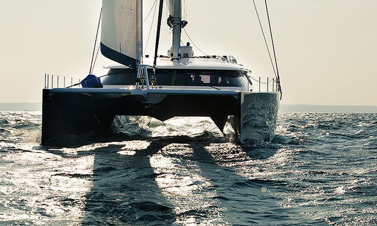 Sunreef 80: first carbon sailing superyacht