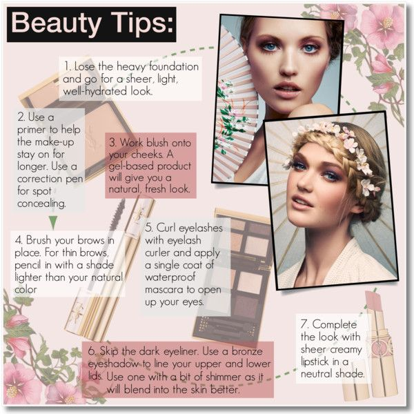 A few great tips are all a girl needs to get her look ...