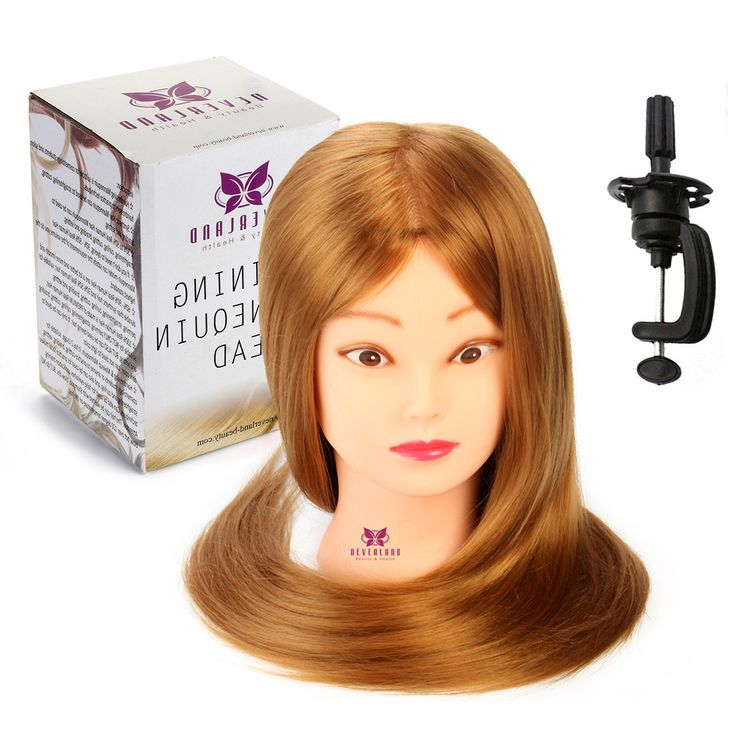""">> Click to Buy << US UK Stock Styling Mannequin 26"""" Hair Hairdressing Training Head Salon Design Model 30% Real Hair Dummy Doll + Clamp #Affiliate"""