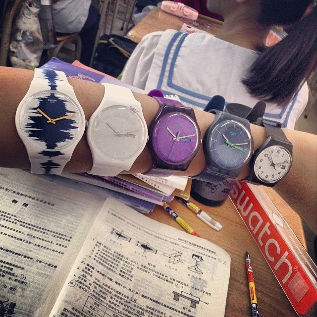 #Swatch: Cool Kids, Wrist Full, Pretty Swatches, Swatch Lust