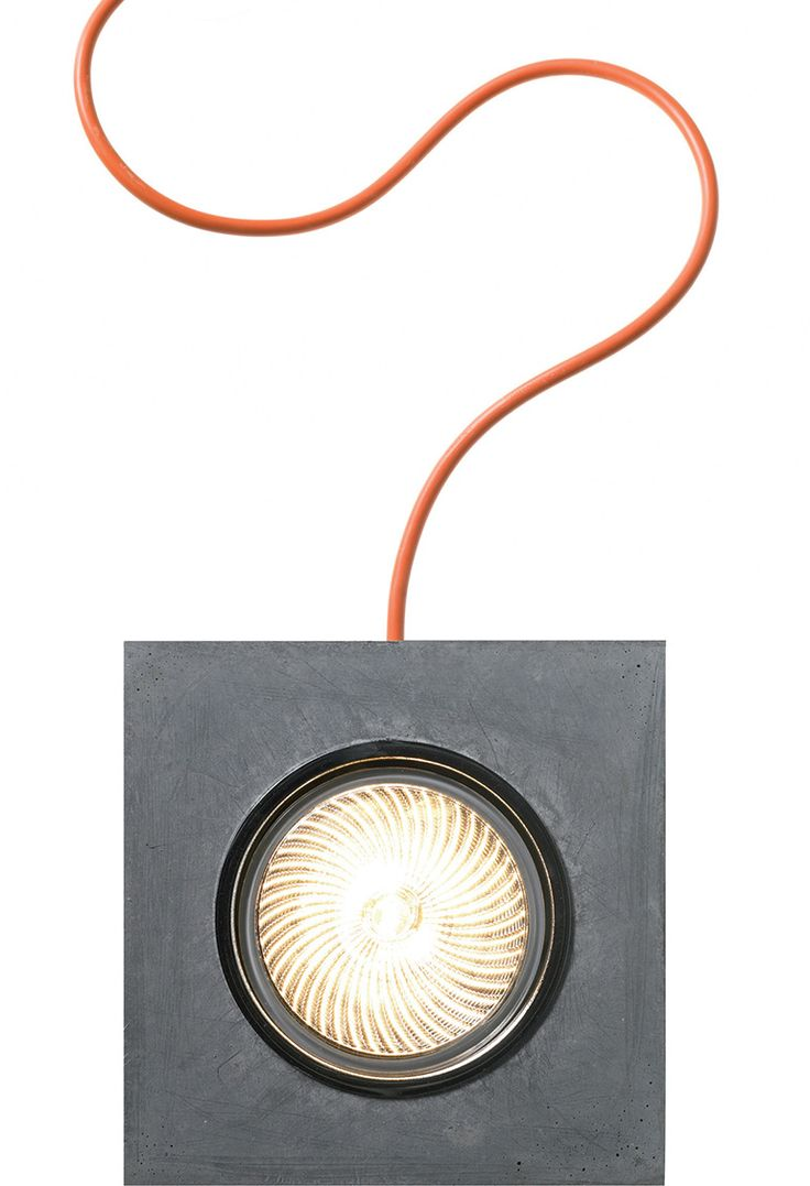 Q. FLOOR LAMP. Concrete LightDiy ...