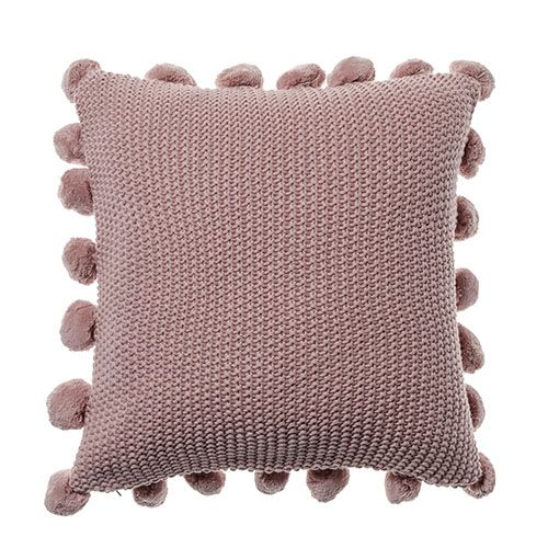 Pom Pom Blush Cushion
