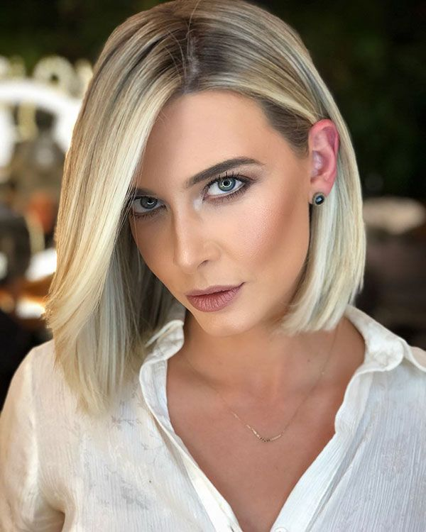 60+ New Short Blonde Hairstyles 2019