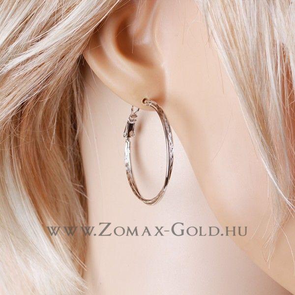 Tamara fülbevaló - Zomax Gold divatékszer www.zomax-gold.hu