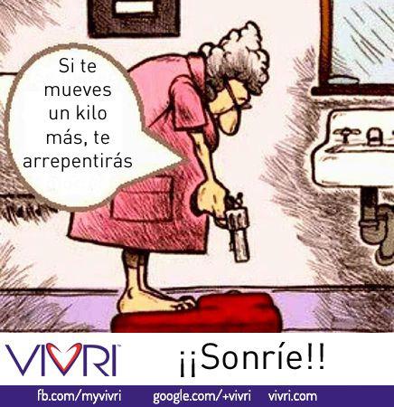 ¡¡Sonríe!! #vivri #humor