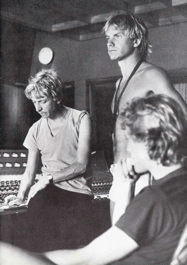 The Police 1981
