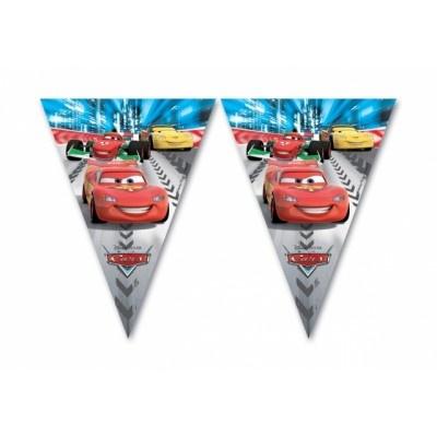 Articulos para decorar una fiesta de cumpleaños de cars que podeis ver en nuestra web http://www.articulos-fiestas-infantiles.es/150-fiesta-cumpleanos-cars