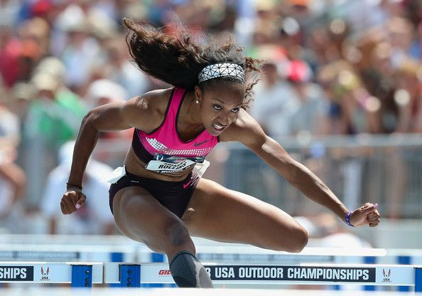 Brianna Rollins - 2013 USA Outdoor Track & Field Championships - Day Three