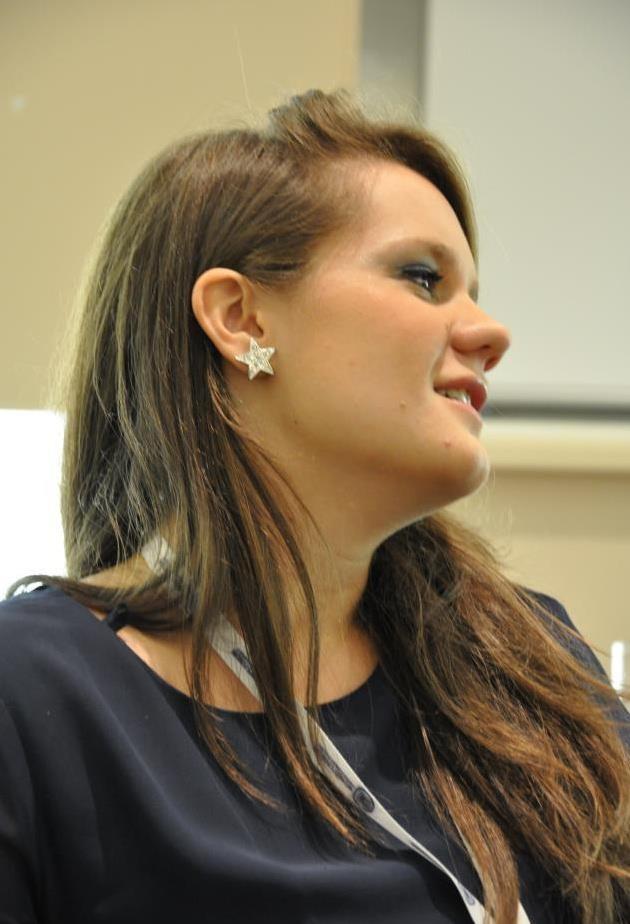 Chiara Palieri: Chiara Palieri, Women Empowerment, Women Empowered