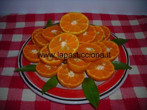 Gelo di mandarini