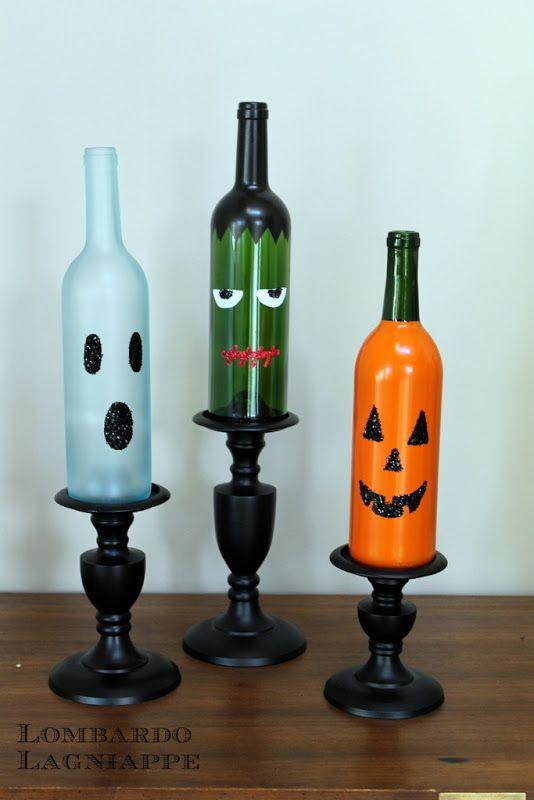 Easy way to decorate go Halloween