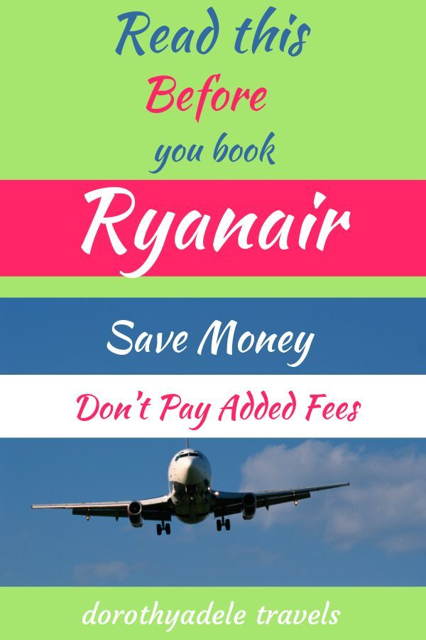 Ryanair Flexi Plus Worth The Money Traveling By Yourself How