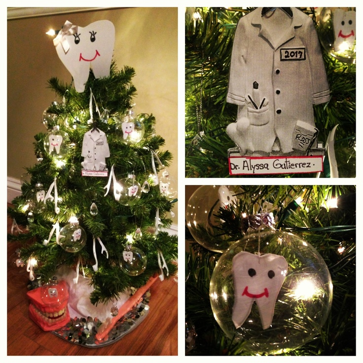21 best Dental Holiday Decorations images on Pinterest | Dental ...