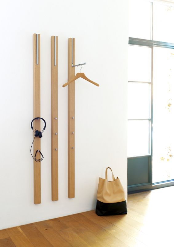 WALL-MOUNTED MDF COAT RACK LINE BY SCHÖNBUCH | DESIGN APARTMENT 8