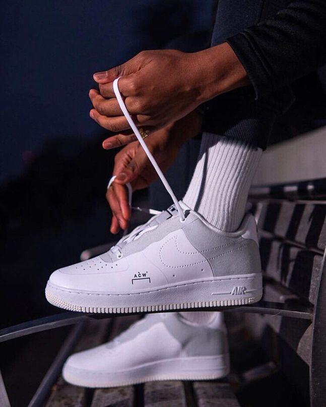 save off b2a51 d7be6 A-COLD-WALL x Nike Air Force 1 Low